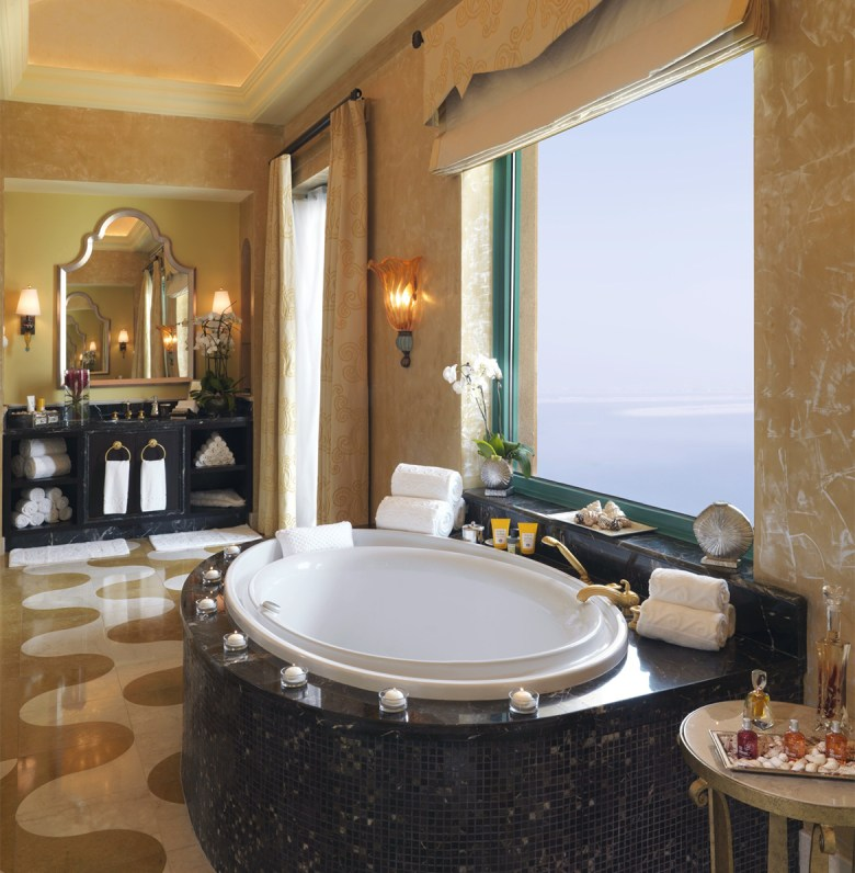 ROYAL BRIDGE SUITE AT ATLANTIS – The Palm, Dubai - Bathroom