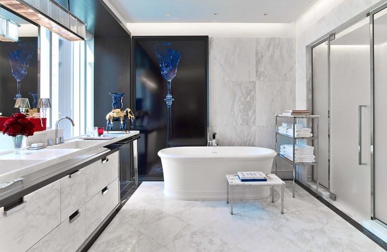 Baccarat Bathroom