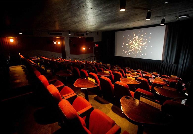 Nitehawk Williamsburg New York Theater