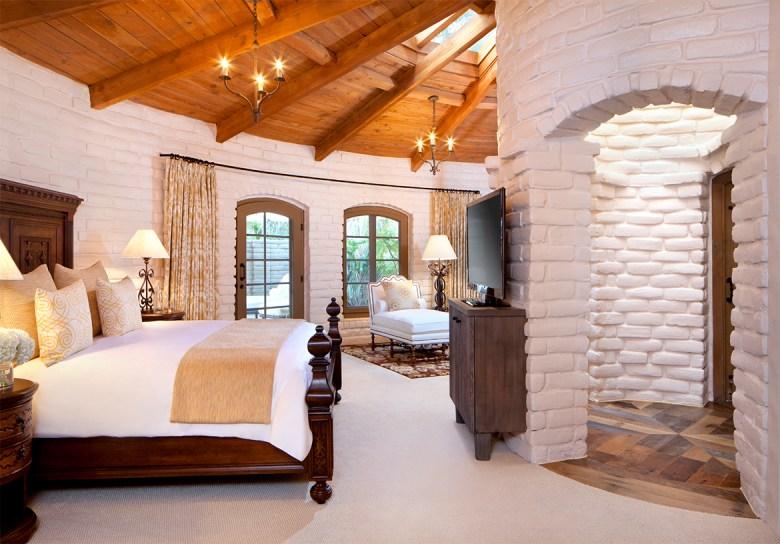Rancho Valencia Hacienda Bedroom