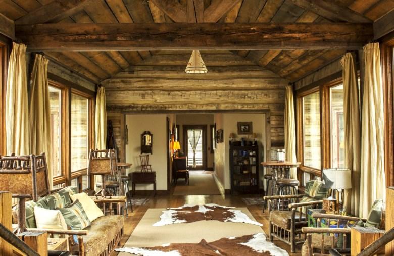 Rock Creek Living room