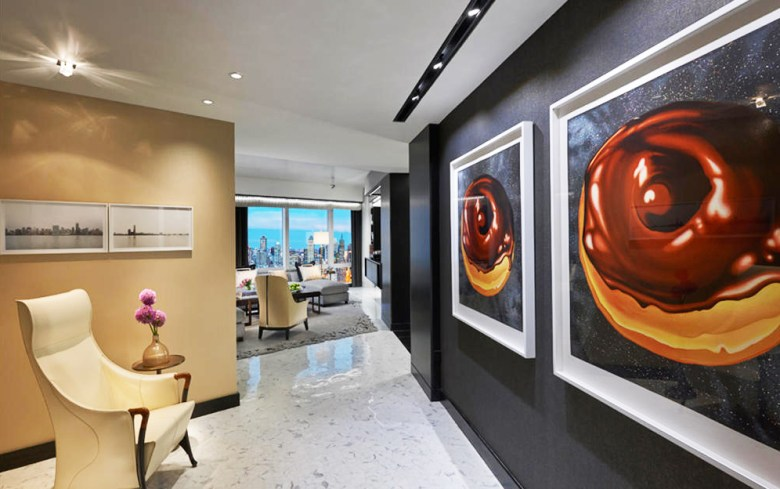 Suite 5000 – Mandarin Oriental, New York - Room Interior