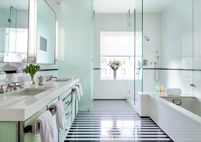 THE MARK PENTHOUSE – The Mark Hotel, New York - Bathroom