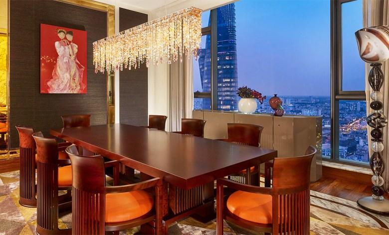 THE SAIGON SUITE – Reverie Saigon, Ho Chi Minh City - Dining Room