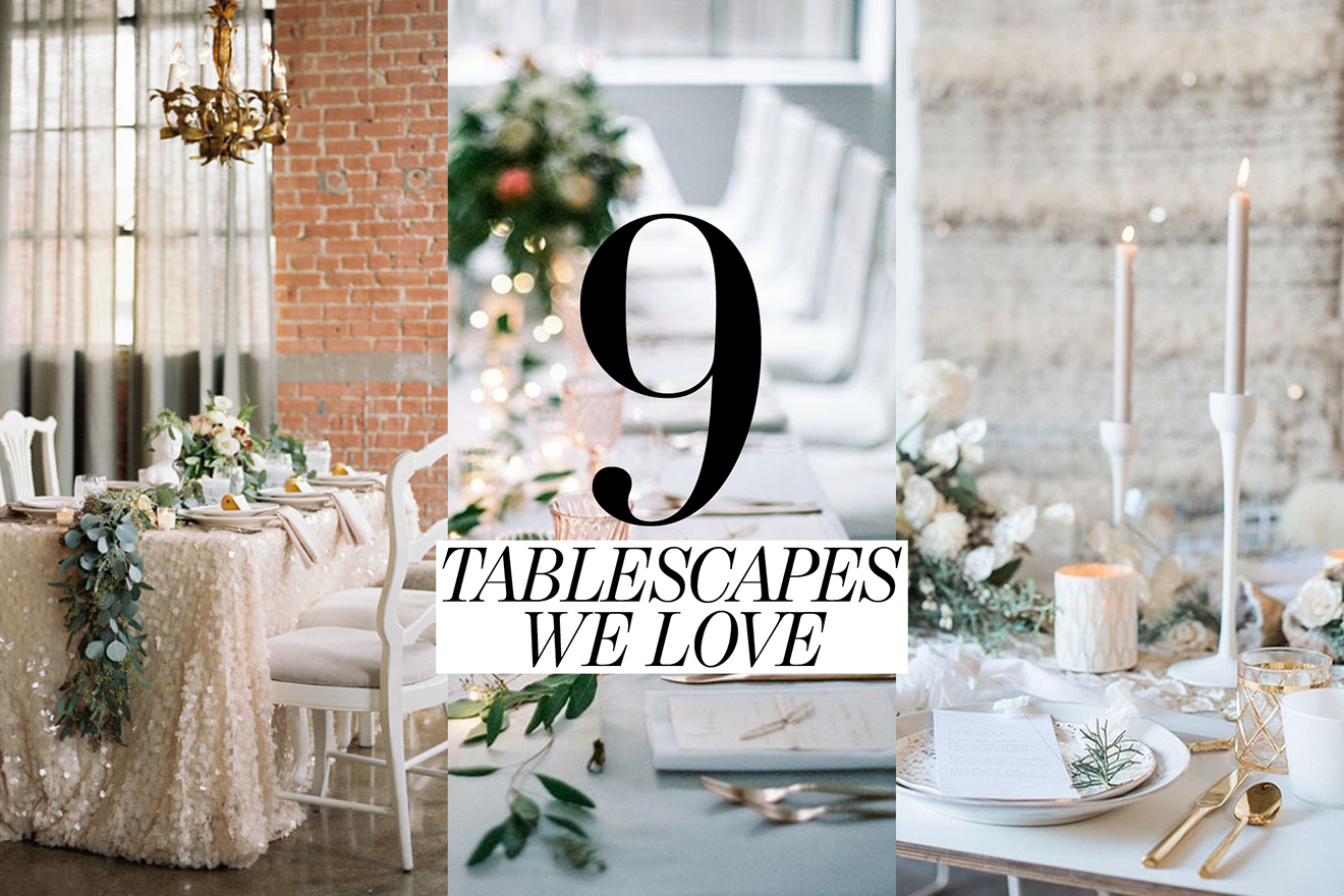 9 New Years Eve Tablescapes We Love