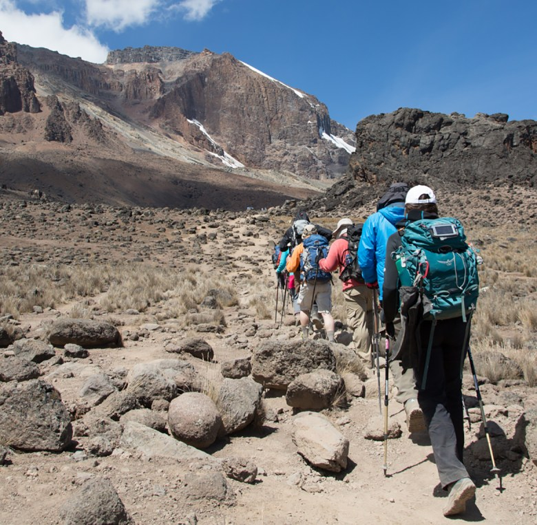K2 Adventures Foundation - Climbing Mt Kilimanjaro
