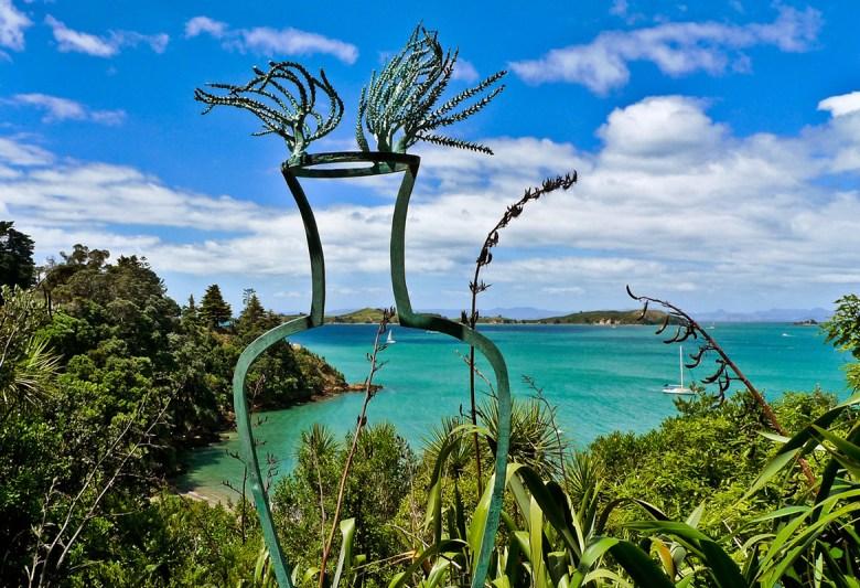 Connells Bay Sculpture Park New Zealand