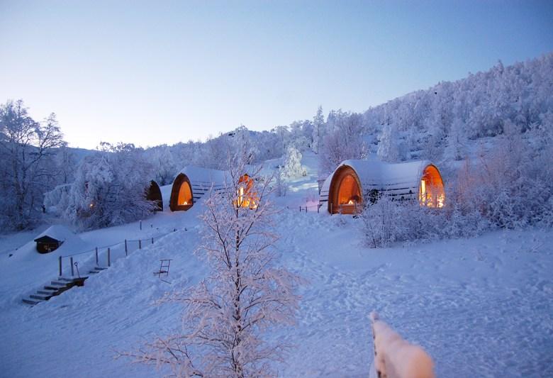 SNOW HOTEL KIRKENES – Bjørnevatn, Norway - exterior