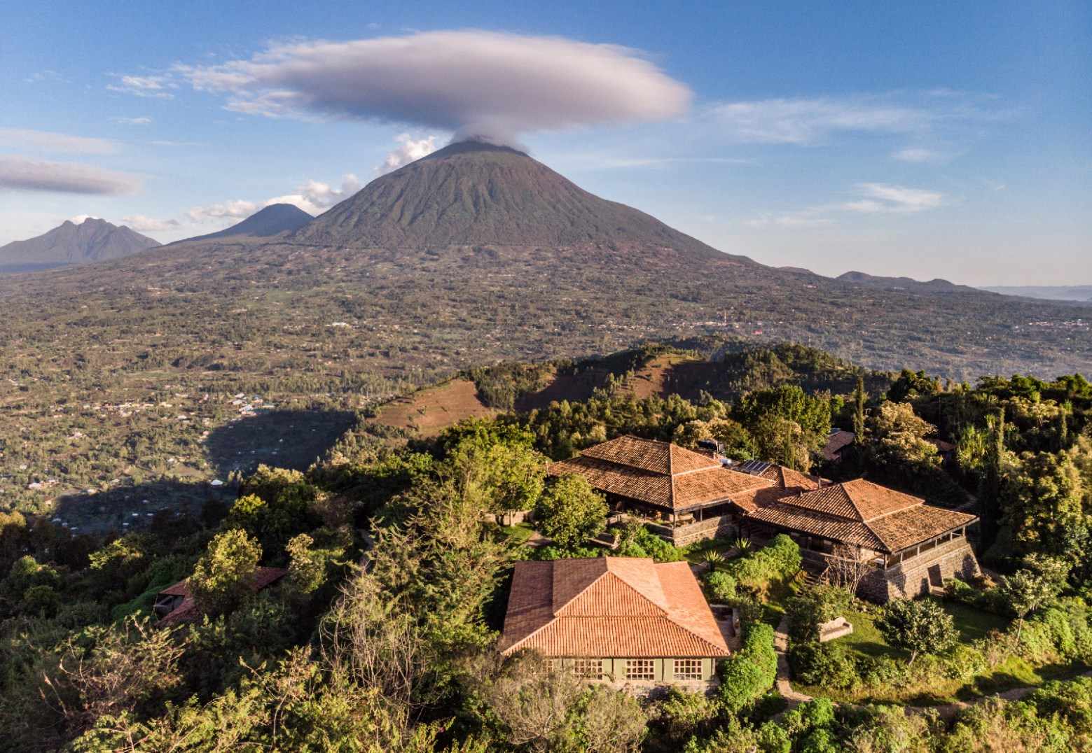 East Africa Volcanoes Safaris Luxury Lodges