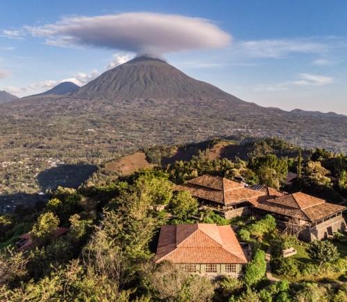 East Africa Volcanoes Safaris Luxury Lodges