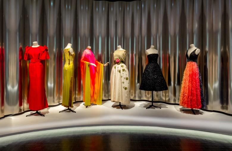 Dior From Paris to the World - Denver Art Museum - Fashion Dresses