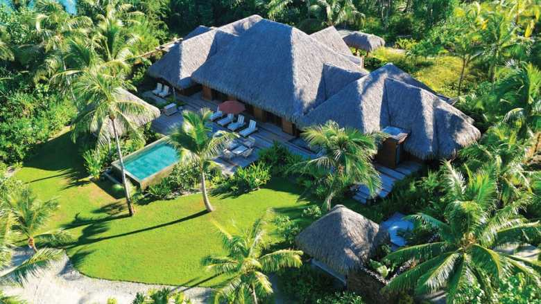 Four Seasons Bora Bora Luxury Travel Destination