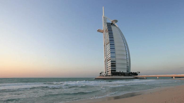 Burj Al Arab Hotel Dubia