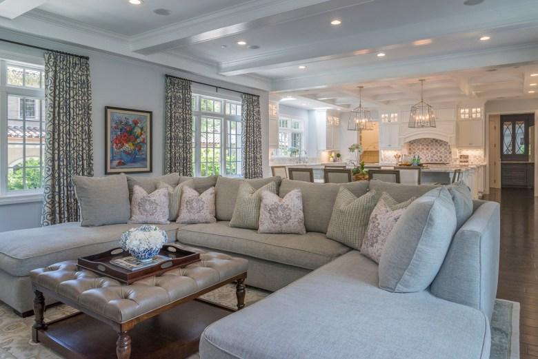 Interior designer Courtney Thomas - modern home