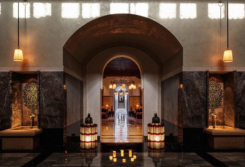La Mamounia Hotel Marrakech - Lobby