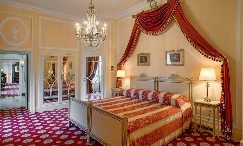 Luxury Travel destination 2019 Ville d'Este in Lake Como