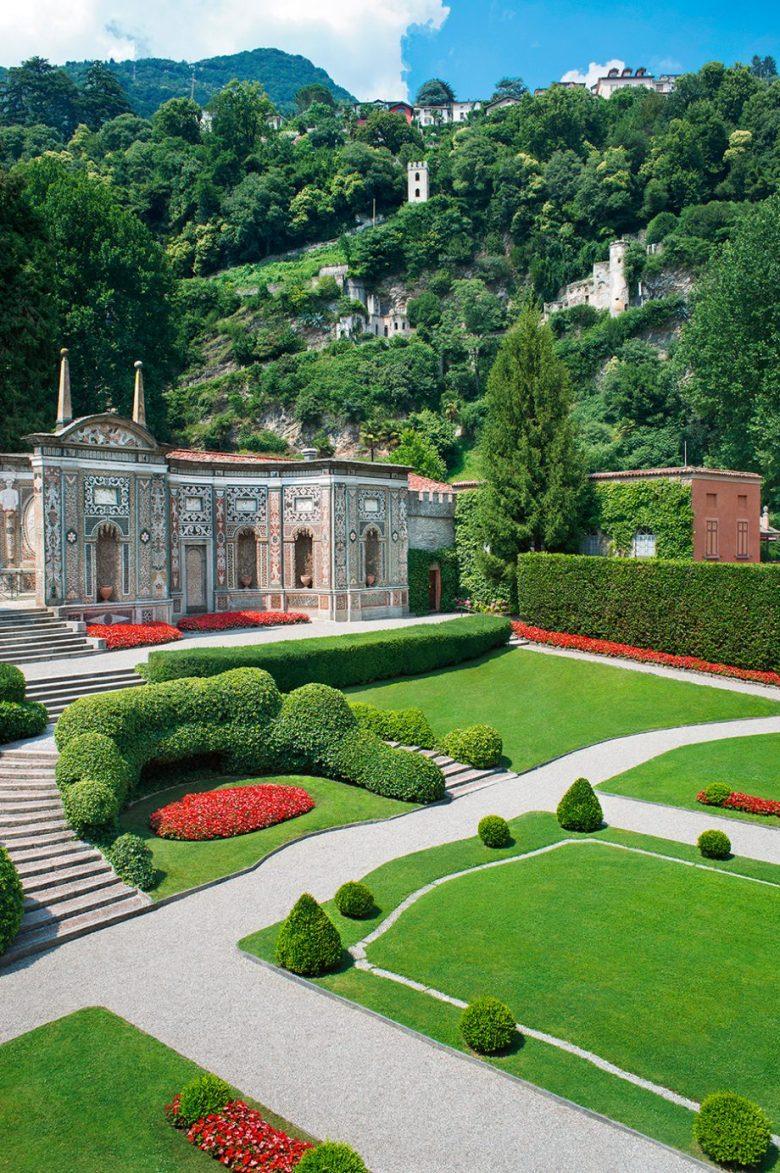Ville d'Este Hotel Lake Como - Gardens