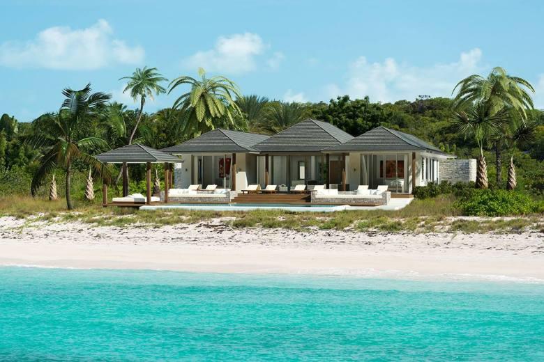 The Grace Bay Club Beach Front Turks & Caicos