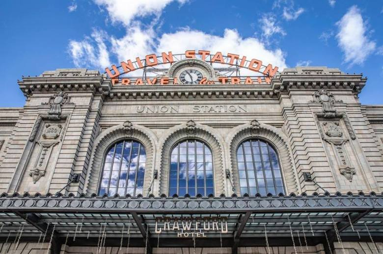 Union Station Denver Co