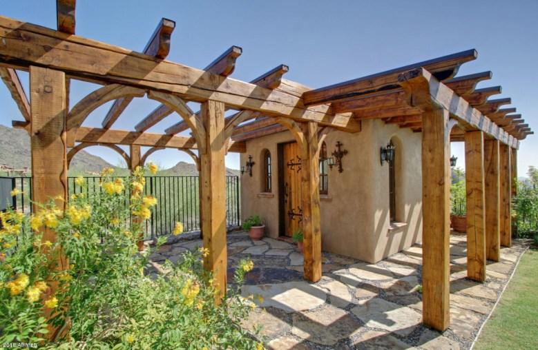 Luxury custom Silverleaf community home Scottsdale