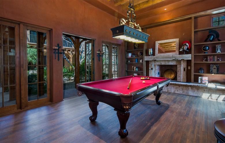 Luxury custom Silverleaf home Scottsdale Az