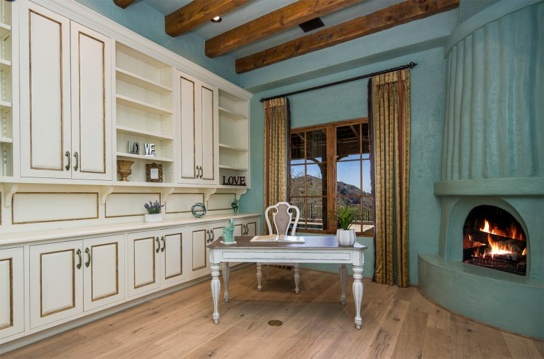 Luxury custom Silverleaf home design Scottsdale