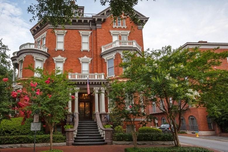 Kehoe House B&B Savannah, Georgia