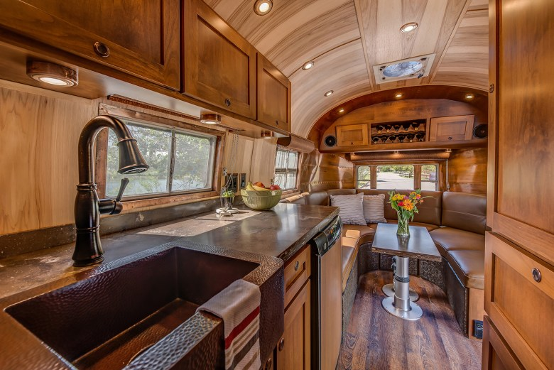 Tricked-Out Airstreams - 1953 Airstream Flying Cloud