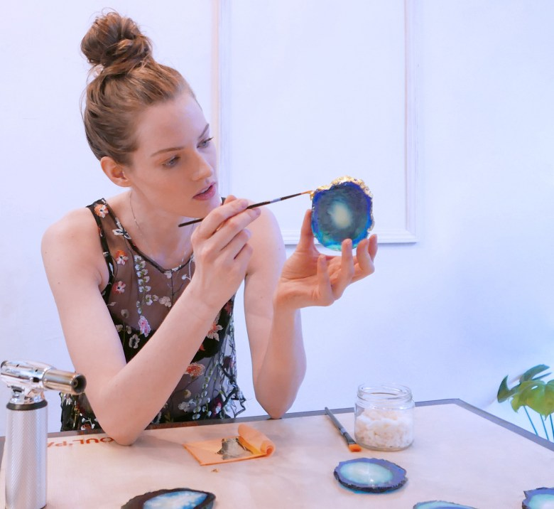 Kristel van Valkenhoef Interview, Botanic Bakery