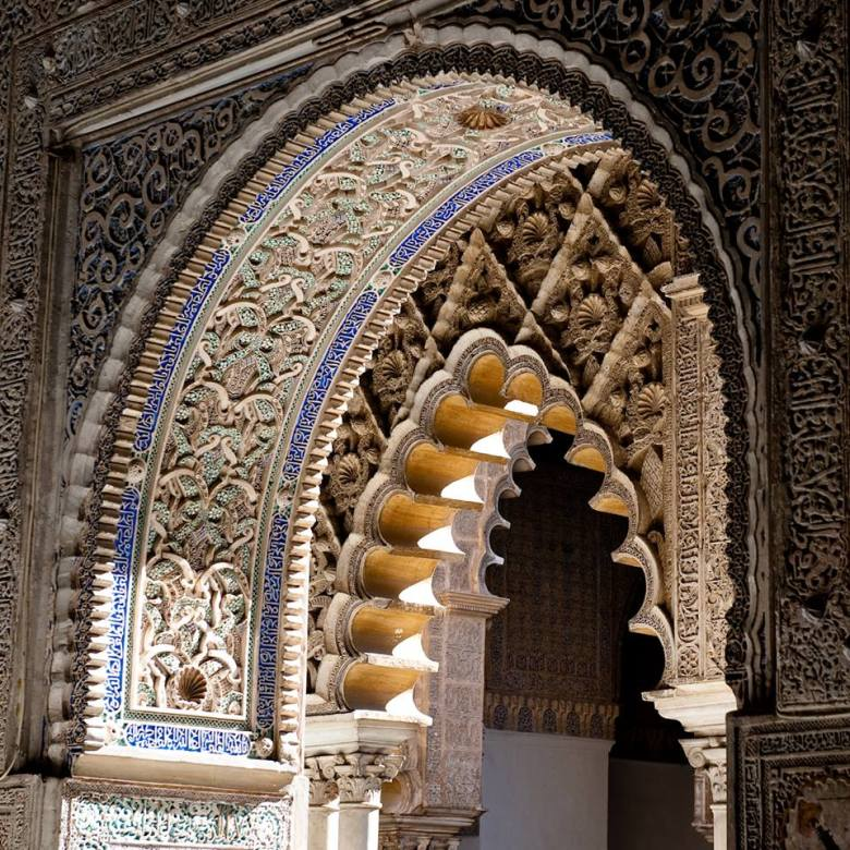 The Royal Alcázar's Exquisite Tile Work