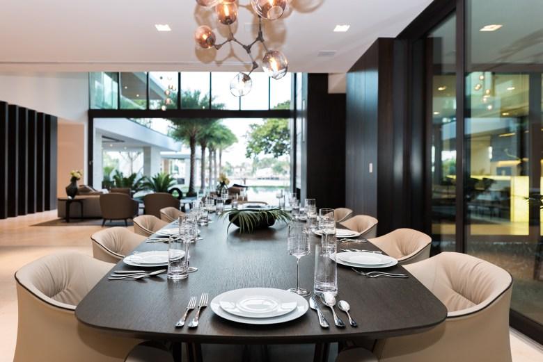 Choeff Levy Fischman Architecture + Design Dining