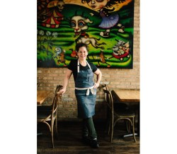 Celebrity Chef Stephanie Izard