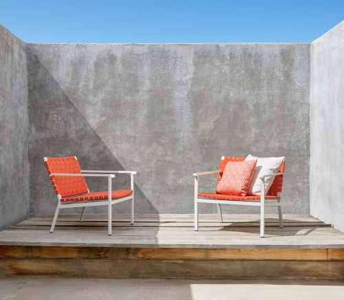 Brown Jordan Outdoor Living - Flex Chairs