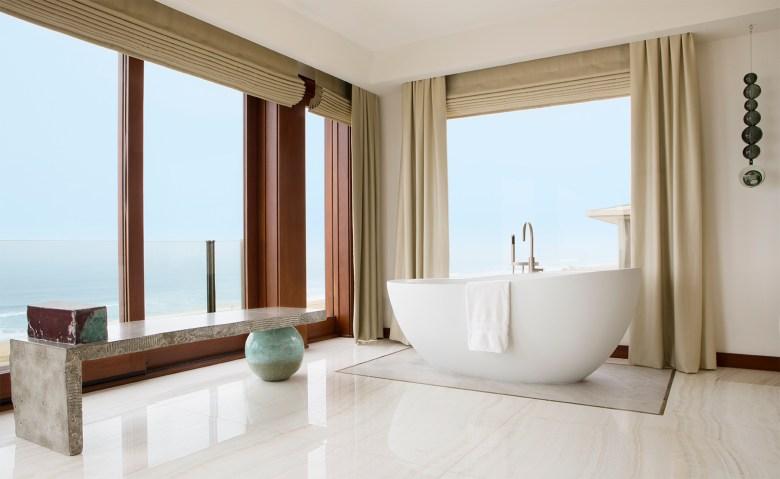 Designer Joan Behnke modern bathroom