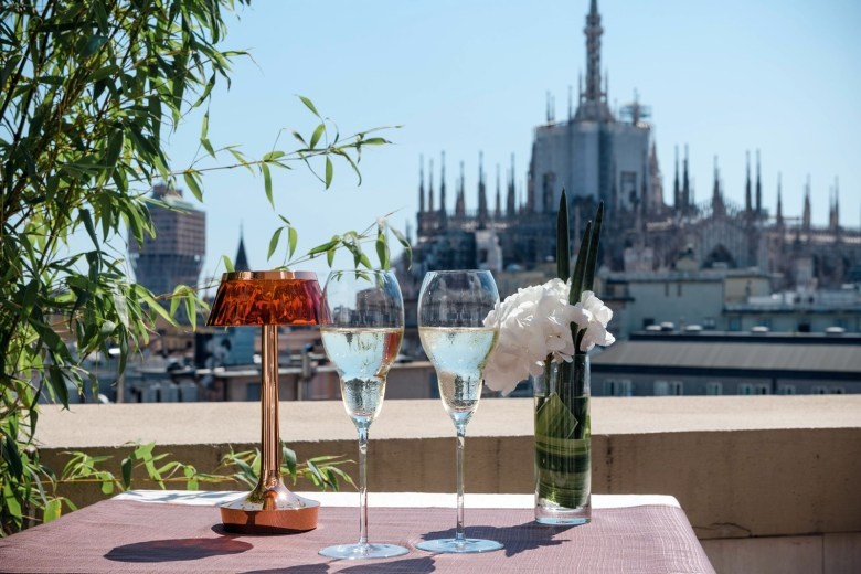 Terrazza Boscolo - Milan Design Week