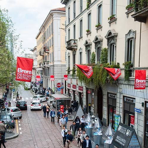 Brera Design District - Milan Design Week