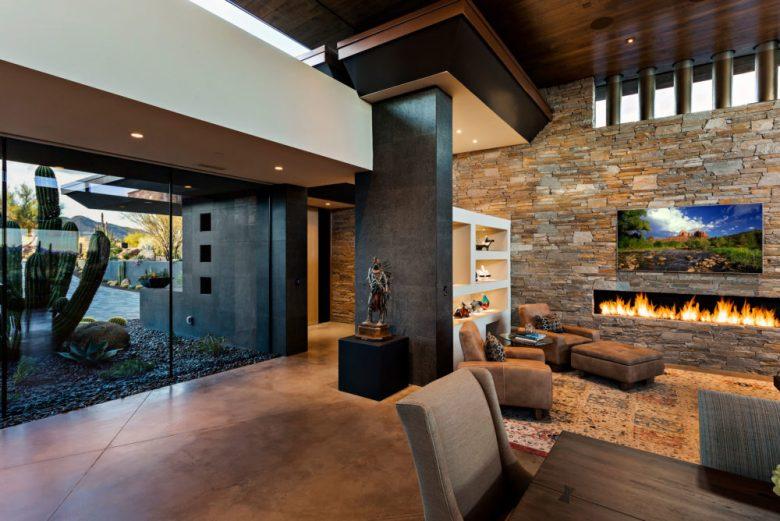 Mark Tate Architect modern home design