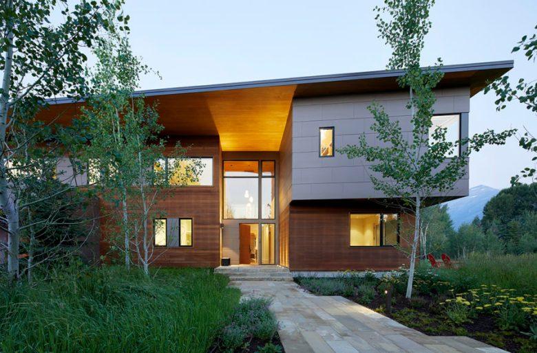 Carney Logan Burke Architects Modern Home