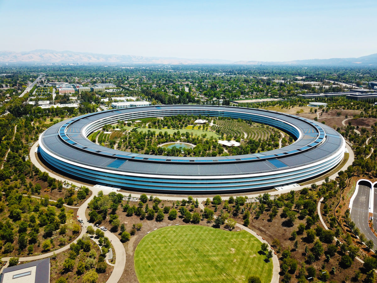 Apple Headquarters Palo Alto