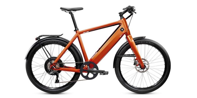 Stromer Electric Bike