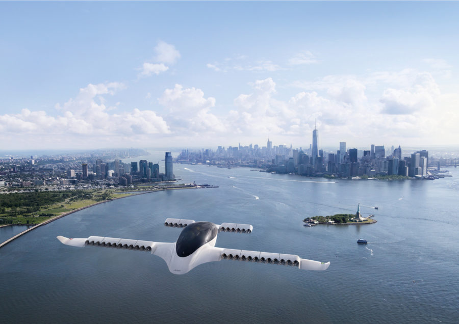 Flying Cars to Become Commonplace Thanks to the Rise of