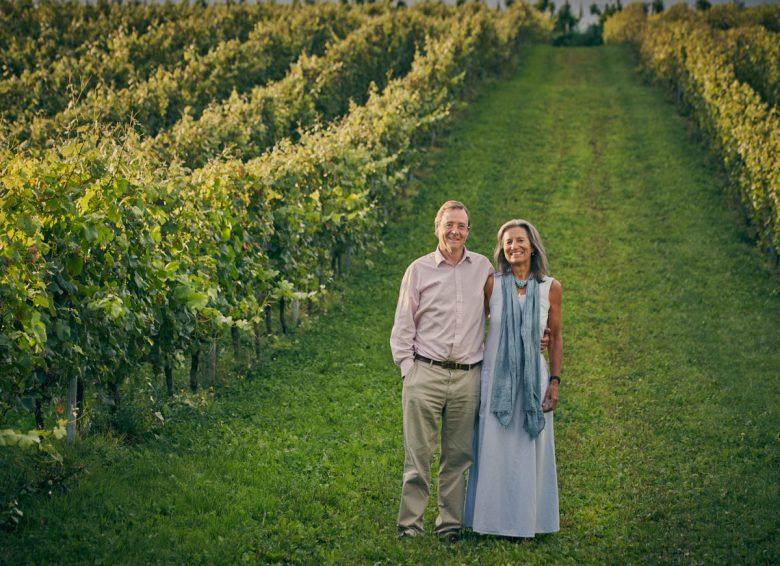 Winston Estate Winery England