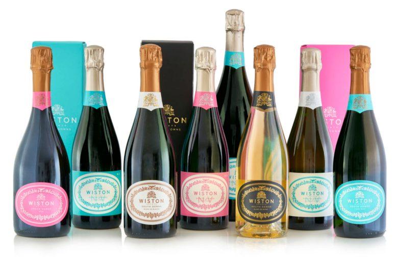 Wiston Range English sparkling wine