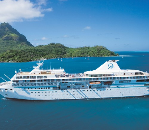 Paul Gauguin Cruise French Polynesia