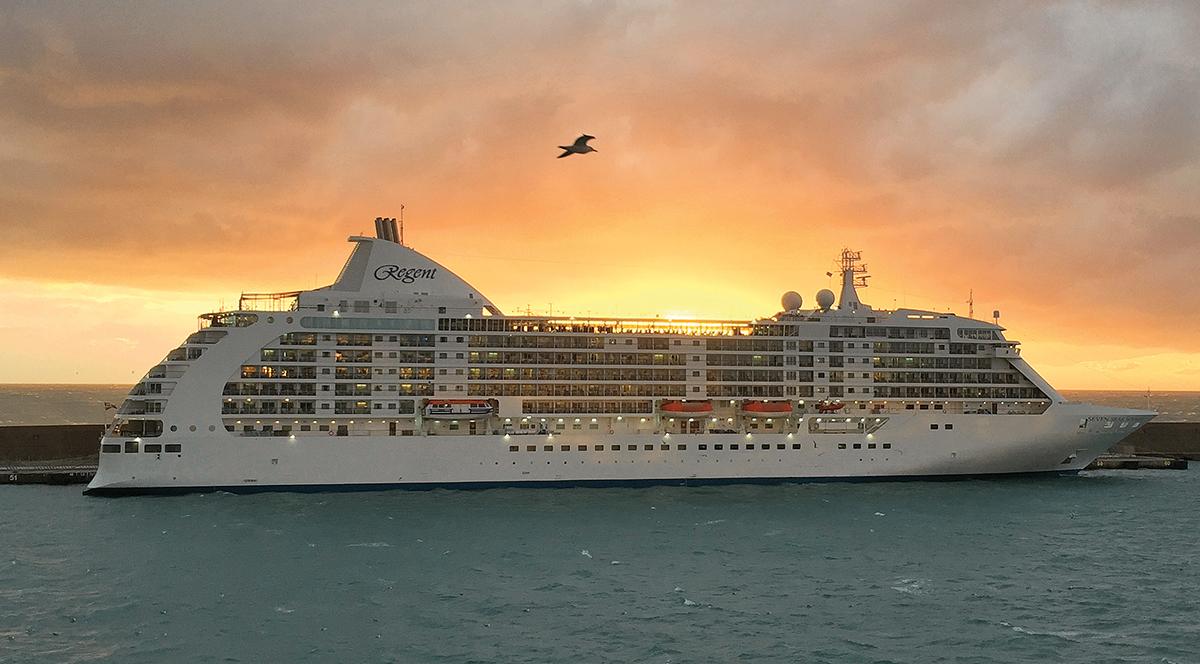 Regent Voyager Seven Seas Mediterianian Cruise