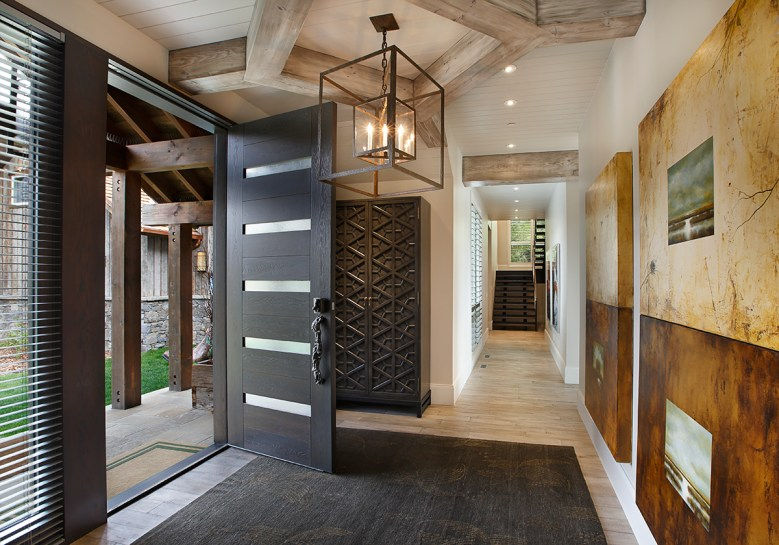 Contemporary Entryway Design