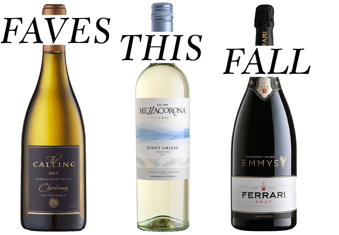 Favorite Fall Food and Wine Pairings
