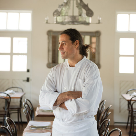 Los Poblanos Chef Jonathan Perna