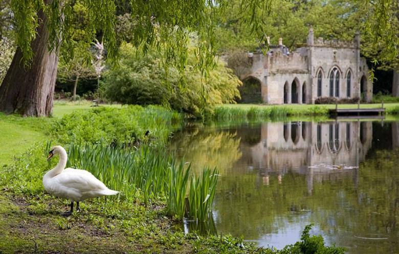 Frogmore Garden at Windsor Castle