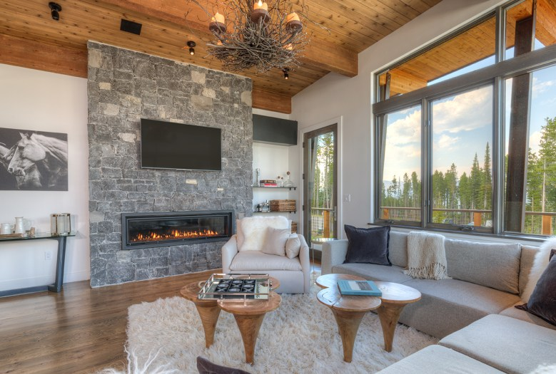 Vacation home in Big Sky Montana